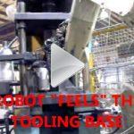 Robot Feels Die Height